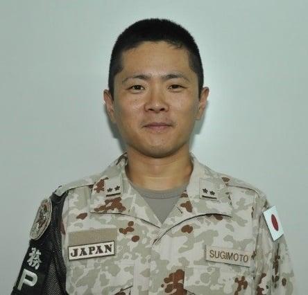 c40beb9ebfdec 海外で活躍する自衛官|全国防衛協会連合会(公式ホームページ)